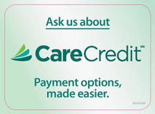 Care Credit - Payment options, made easier.